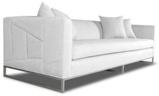 Orren Ellis Gatewood Plush Deep Sofa Orren Ellis