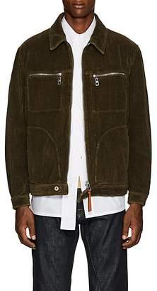 Loewe Men's Corduroy Blouson Jacket