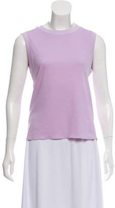 Lucien Pellat-Finet Sleeveless Crew Neck Top