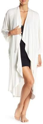 UGG Violet 3/4 Length Sleeve Robe