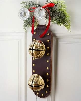 Belsnickel Bells Solid Brass Belsnickel Bells with Large Ring