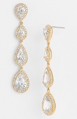 Women's Nadri Linear Earrings $110 thestylecure.com