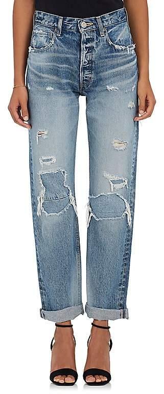 Moussy Women's Jasper Straight Jeans