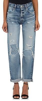 Moussy VINTAGE Women's Jasper Straight Jeans