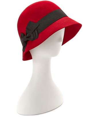 San Diego Hat Company San Diego Hat Co. Women's Wool Wine Cloche