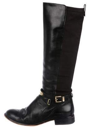 MICHAEL Michael Kors Leather Knee-High Boots