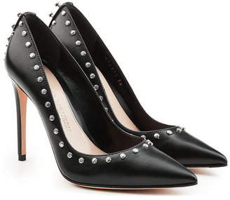 Alexander McQueen Studded Leather Pumps