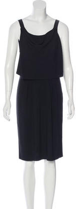 Boy. by Band of Outsiders Sleeveless Midi Dress $95 thestylecure.com