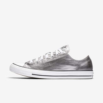 Nike Converse Chuck Taylor All Star Metallic Canvas Low TopUnisex Shoe