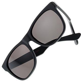 Super basic black sunglasses