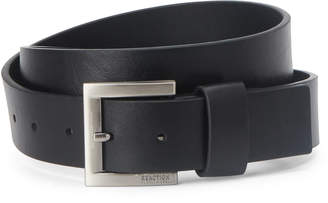Kenneth Cole Reaction Faux Leather Casual Belt