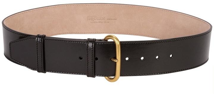 Black Bridle Belt