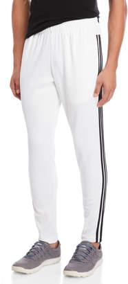 adidas White ID Striker Pants