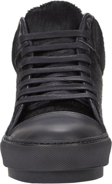 Acne Studios Cleo Sneakers-Black