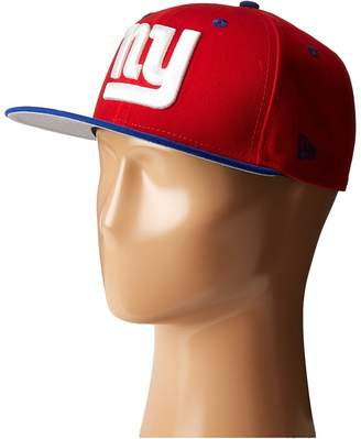 New Era NFL Two-Tone Team New York Giants Baseball Caps