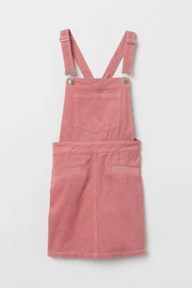 5dd81bda77 Bib Overall Dress - ShopStyle