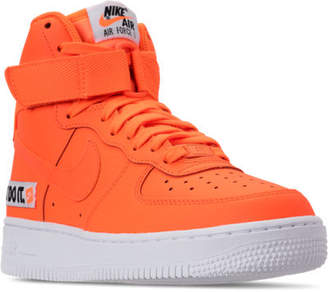 Nike Women's Force 1 High LX Leather Casual Shoes