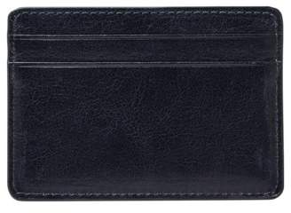 Fossil Ronnie Card Case Wallets Navy