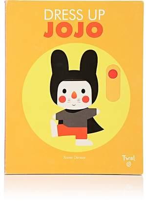Chronicle Books Dress Up Jojo
