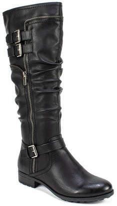 White Mountain Ranger Wide Calf Tall Boots Women Shoes