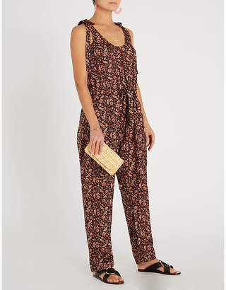 c8d4b516112 Zimmermann Juniper silk-satin jumpsuit