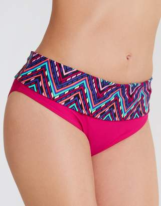 Just Peachy By Figleaves.com Bellini Fold Brief