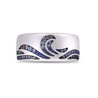 LMJ - Surf's Up Stone Band Ring