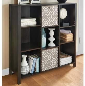 ClosetMaid Premium Adjustable 9-Cube Unit Bookcase