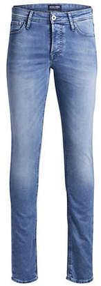 Jack and Jones Classic Faded Slim Jeans