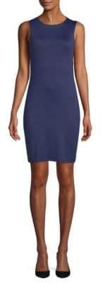 Susana Monaco Liana Draped-Back Bodycon Dress