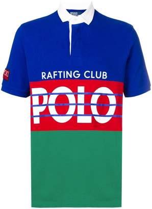 Polo Ralph Lauren printed polo shirt