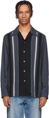 Wacko Maria Navy 50s Shirt