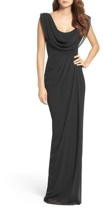 Women's Katie May Farrah Chiffon Gown $330 thestylecure.com