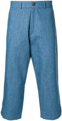 Societe Anonyme 60 Ripped trousers