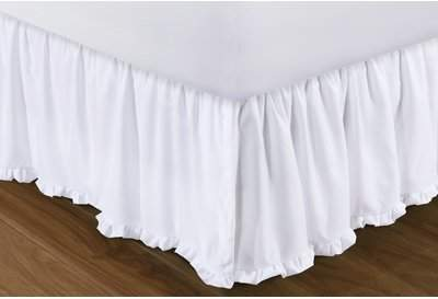 Wayfair Delvecchio Bed Skirt