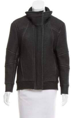 Helmut Lang Casual Zip-Up Jacket