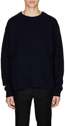 Dries Van Noten Men's Oversized Merino Wool-Blend Sweater