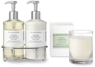 Williams-Sonoma Williams Sonoma White Gardenia Hand Soap & Lotion, Deluxe 6-Piece Set