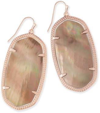Kendra Scott Danielle Statement Earrings in Rose Gold