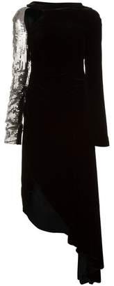Monse Asymmetrical Party Dress