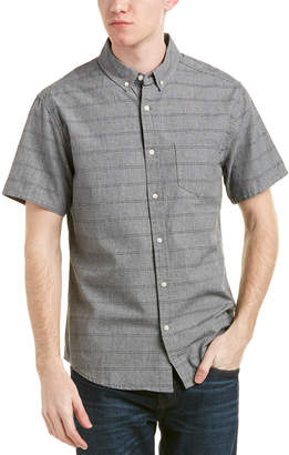 Life After Denim Zipline Woven Shirt
