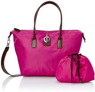 Lamarthe Women's Ombre Top-Handle Bag Pink