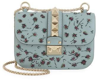Valentino Garavani Beaded Leather Mini Crossbody Bag