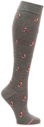 Dr. Motion Cats Compression Knee Socks - Women's