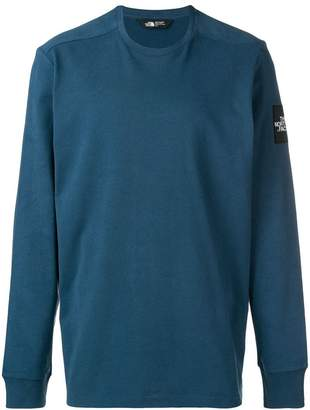 The North Face slim-fit logo sweater