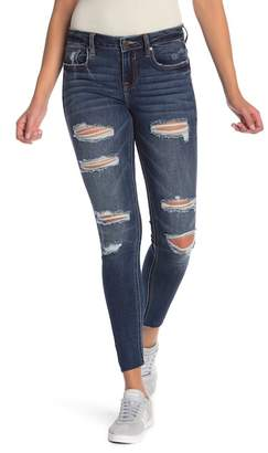Vigoss Marley Ankle Clean Skinny Jeans