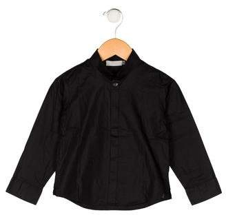 Christian Dior Boys' Button-Up Shirt