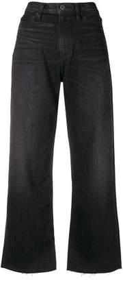 Simon Miller flared high-waisted jeans