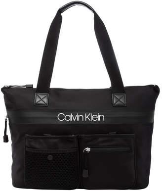 Calvin Klein H8Jae9Cu_Bsv Tabbie Double Handle Tote Bag