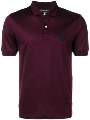 Alexander McQueen basic polo shirt